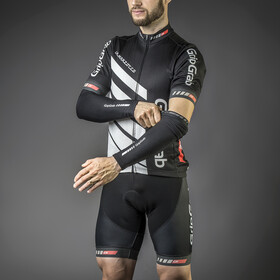 GripGrab Classic Thermal Arm Warmers Black